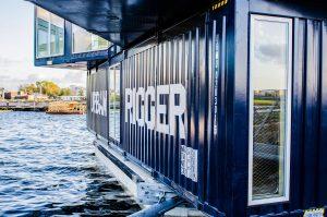 Jak rozładować kontener morski